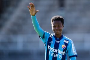 EXCLUSIVE: Black Queens forward Portia Boakye pens new Djurgården contract