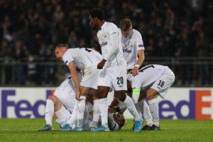 Ghanaian forward Samuel Tetteh features as LASK Linz thrash PSV in Europa League