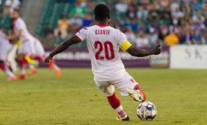 Ghanaian winger Solomon Asante named in USL Championship Best XI of the season