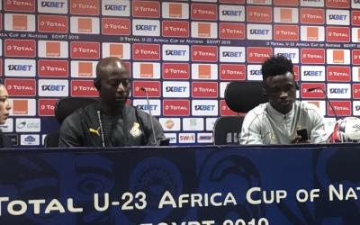 U-23 Afcon: Ghana is ready for Cote D' Ivoire - Coach Ibrahim Tanko