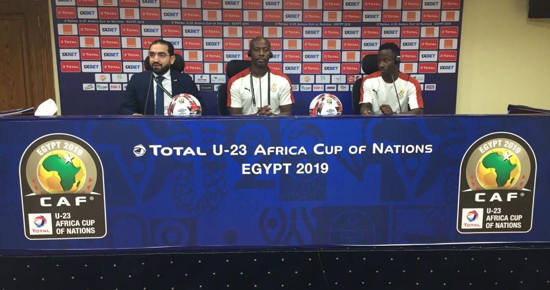 U-23 Afcon: Coach Ibrahim Tanko delighted with Black Meteors second-half display in tournament