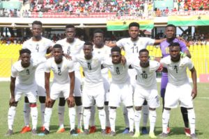 U-23 Afcon: Black Meteors jersey numbers revealed; Skipper Yaw Yeboah to wear No.10 shirt