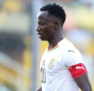 U-23 Afcon: Black Meteors skipper Yaw Yeboah optimistic of win over Mali
