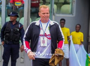 Coach Kjetil Zacharissen's fate set to be decided by Kotoko today