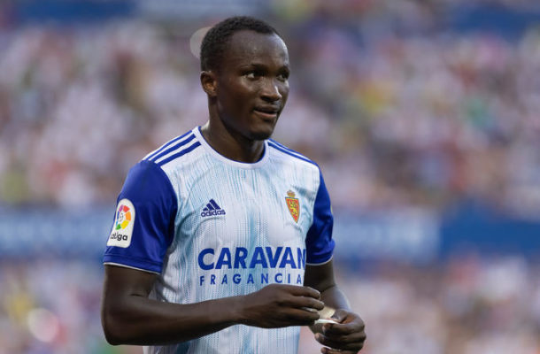 Real Zaragoza enduring a run of poor form since losing striker Raphael Dwamena to a heart problem