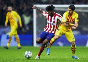 Former Arsenal & Chelsea midfielder Cesc Fabregas lauds Thomas Partey
