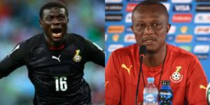 "VIDEO: ""Let's support our own"" – Fatawu Dauda calls for support for coach Kwesi Appiah"