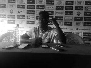 Dreams FC forward Emmanuel Ocran excited after scoring brace in GPL opener