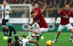 AC Milan struggle to late win at Parma