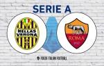 Hellas Verona v Roma: Official Line-Ups
