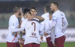 Roma made to work for three points in Verona