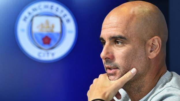 Pep Guardiola rules out January signings at Manchester City