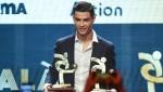 Cristiano Ronaldo Skips Ballon d'Or Ceremony to Attend Serie A Awards in Bizarre Fashion