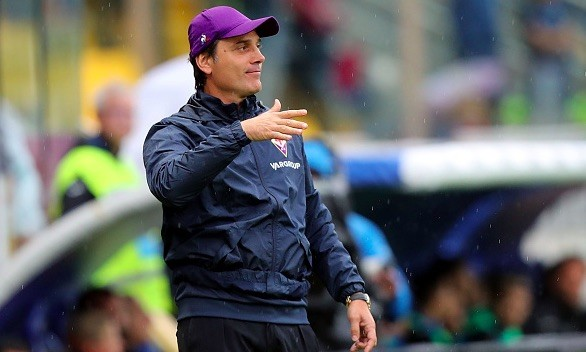 Montella feeling the pressure at Fiorentina