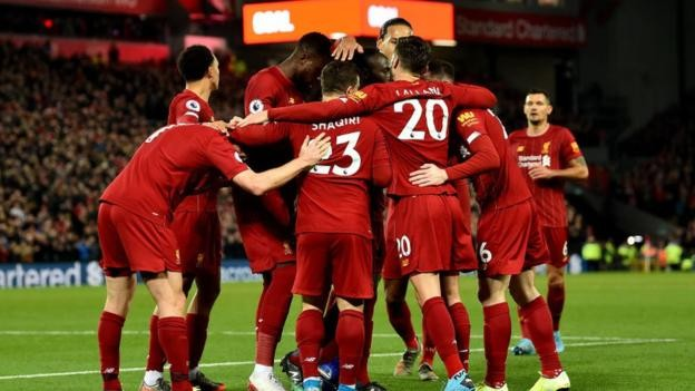 Liverpool 5-2 Everton: Marco Silva sees pressure build after derby loss