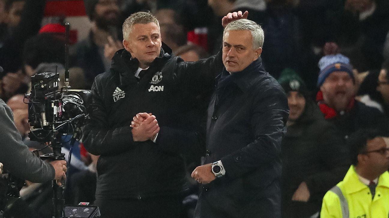 Mourinho praises Rashford in Manchester United's win over Tottenham