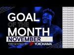 Chelsea's Goal of the Month: November | Pick Your Winner 🎯