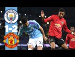 HIGHLIGHTS | MAN CITY 1-2 MAN UTD | RASHFORD, MARTIAL, OTAMENDI