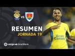 Resumen de UD Las Palmas vs CD Numancia (3-1)