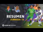Resumen de Real Valladolid vs Real Sociedad (0-0)