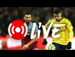 🎥 West Ham 1-3 Arsenal | Premier League | Arsenal Nation Live