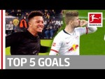 Sancho, Werner, Bensebaini & More - Top 5 Goals on Matchday 14