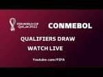 COMING SOON: CONMEBOL Draw [FIFA World Cup Qatar 2022™]