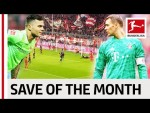 Top 5 Saves in November 2019 - Vote for your Save of the Month