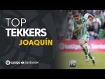 LaLiga Tekkers: Primer hat-trick de Joaquín en LaLiga