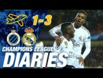 Champions League diaries | Vinicius Jr. & Rodrygo shine against Brugge!
