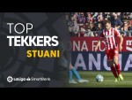 LaLiga SmartBank Tekkers: Stuani marca su segundo hat-trick de la temporada