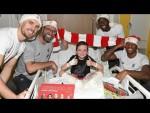 Liverpool squad make heartwarming 2019 Christmas visit to Alder Hey Children's Hospital
