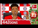 The Story of Serge Gnabry - powered by 442oons - Bundesliga 2019 Advent Calendar 13