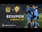 Resumen de CF Fuenlabrada vs UD Almería (2-2)