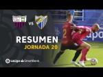Resumen de Extremadura UD vs Málaga CF (0-0)