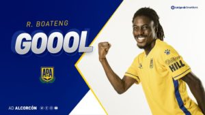 VIDEO: Ghana's Richard Boateng on target as Alcoron draw against Fuenlabrada