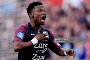 Ghanaian youngster Abass Issah scores twice as FC Utrecht thrash FC Groningen