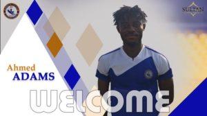Ashanti Gold SC eye move for Ahmed Adams