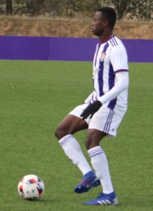 EXCLUSIVE: Real Valladolid signs Ghanaian youngster Isaac Amoah on a permanent contract