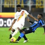 Kwadwo Asamoah applauds performance of Inter teammates in draw against Roma