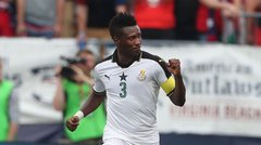 I am available for Ghana right now- Asamoah Gyan