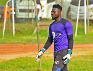 Goalkeeper Richard Attah admits there is competition at Hearts of Oak