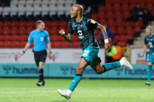There will be interest from EPL clubs for Ayew in the next window – Swansea manager