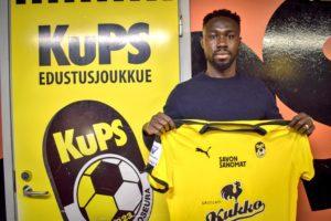 Finnish champions KuPS sign Ghanaian midfielder Bismark Adjei-Boateng