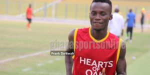 Great Olympics target Ex Hearts striker Bright Lukman