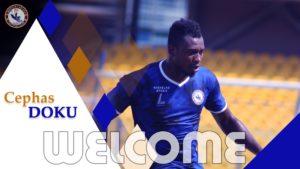 Berekum Chelsea wrap up signing of striker Cephas Doku