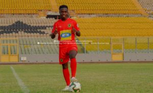 I want to make difference with Black Stars, says Asante Kotoko youngster Matthew Cudjoe