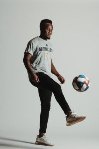 David Accam looks ahead to upcoming MLS season with Nashville SC in latest interview [VIDEO]
