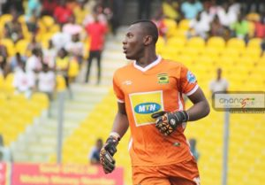 Karela United join race to sign Kotoko shot-stopper Ibrahim Danlad