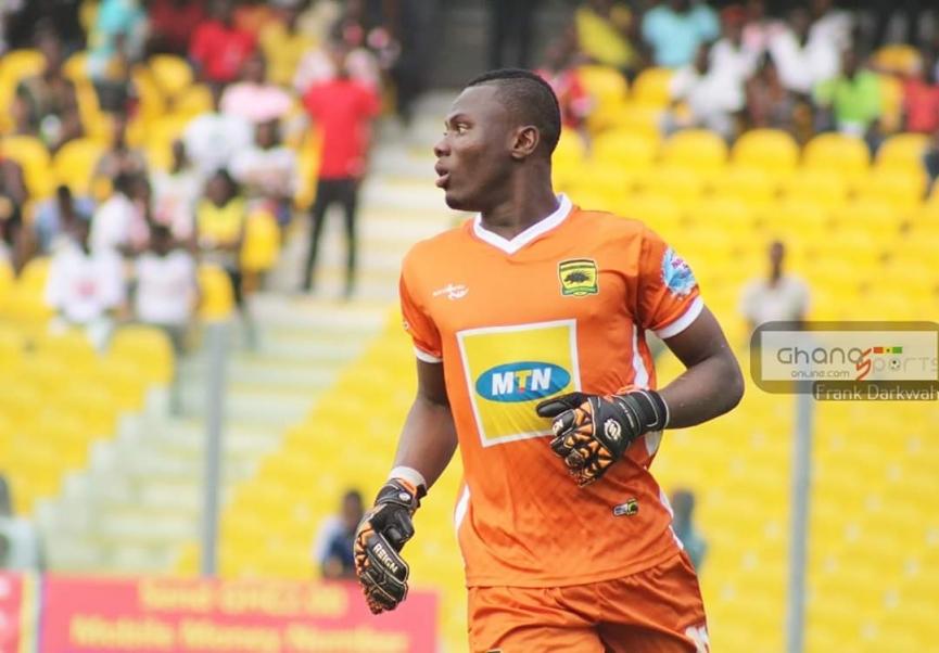Karela United join race to sign Kotoko shot-stopper Ibrahim Danlad